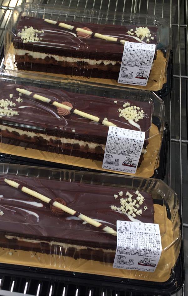 コストコ 新作ケーキ