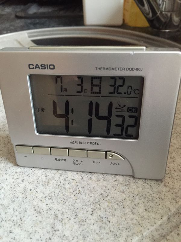 バーストナーのエアコン