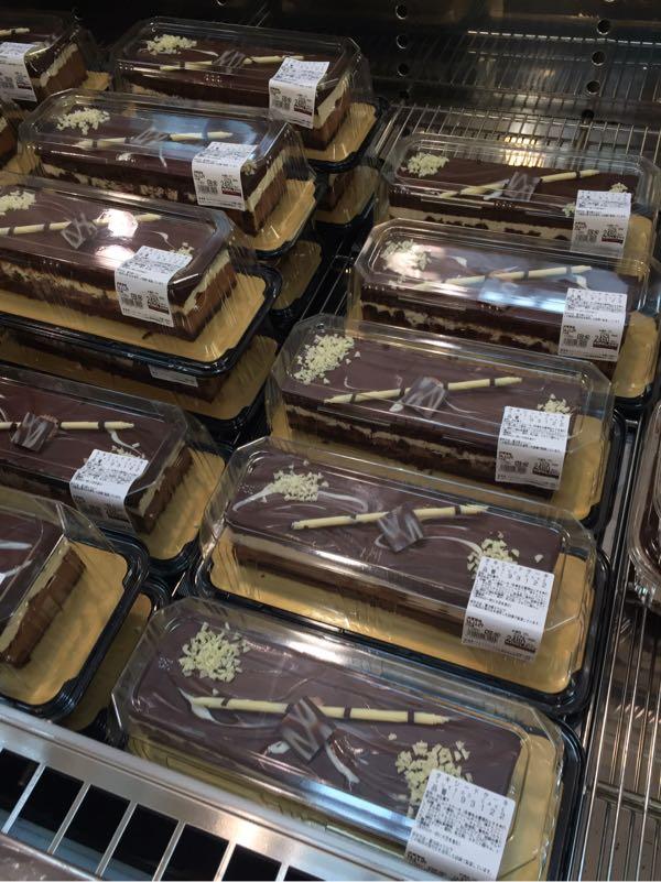 コストコのタキシードケーキ