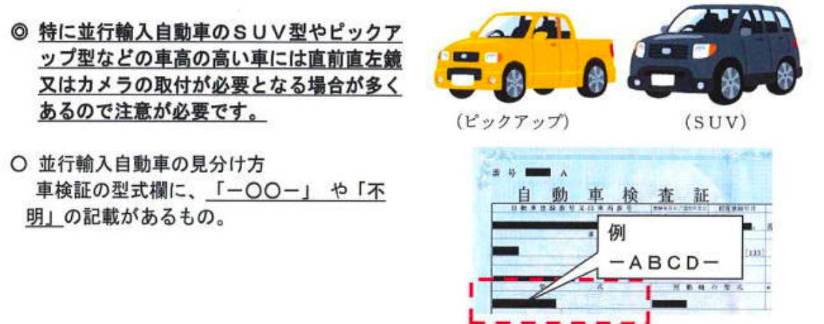 キャンピングカーのユーザー車検