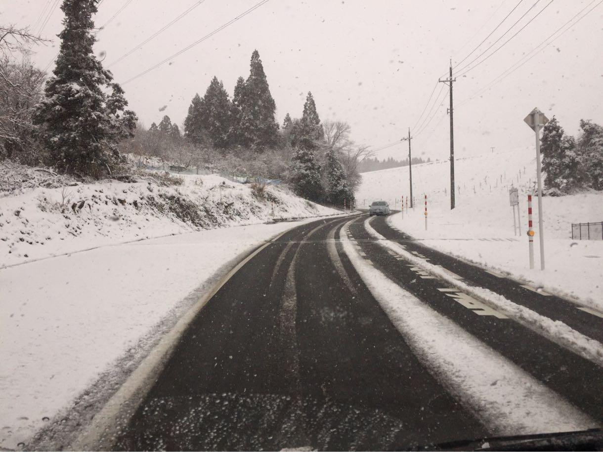 冬のコストコ