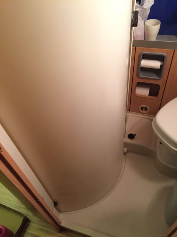 バーストナーのシャワー