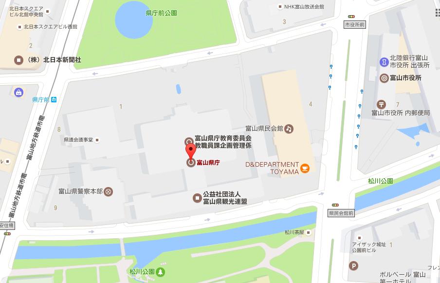 松川べりマップ