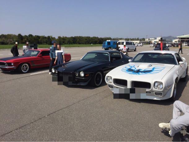 富山のアメ車