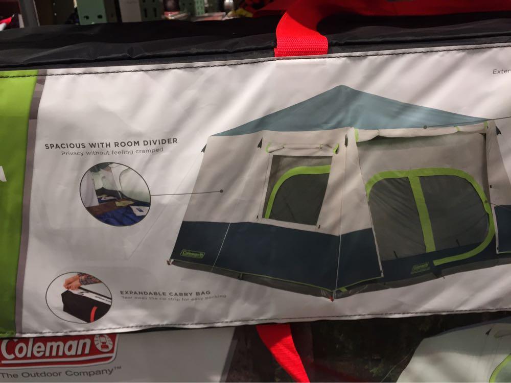 コストコのテント