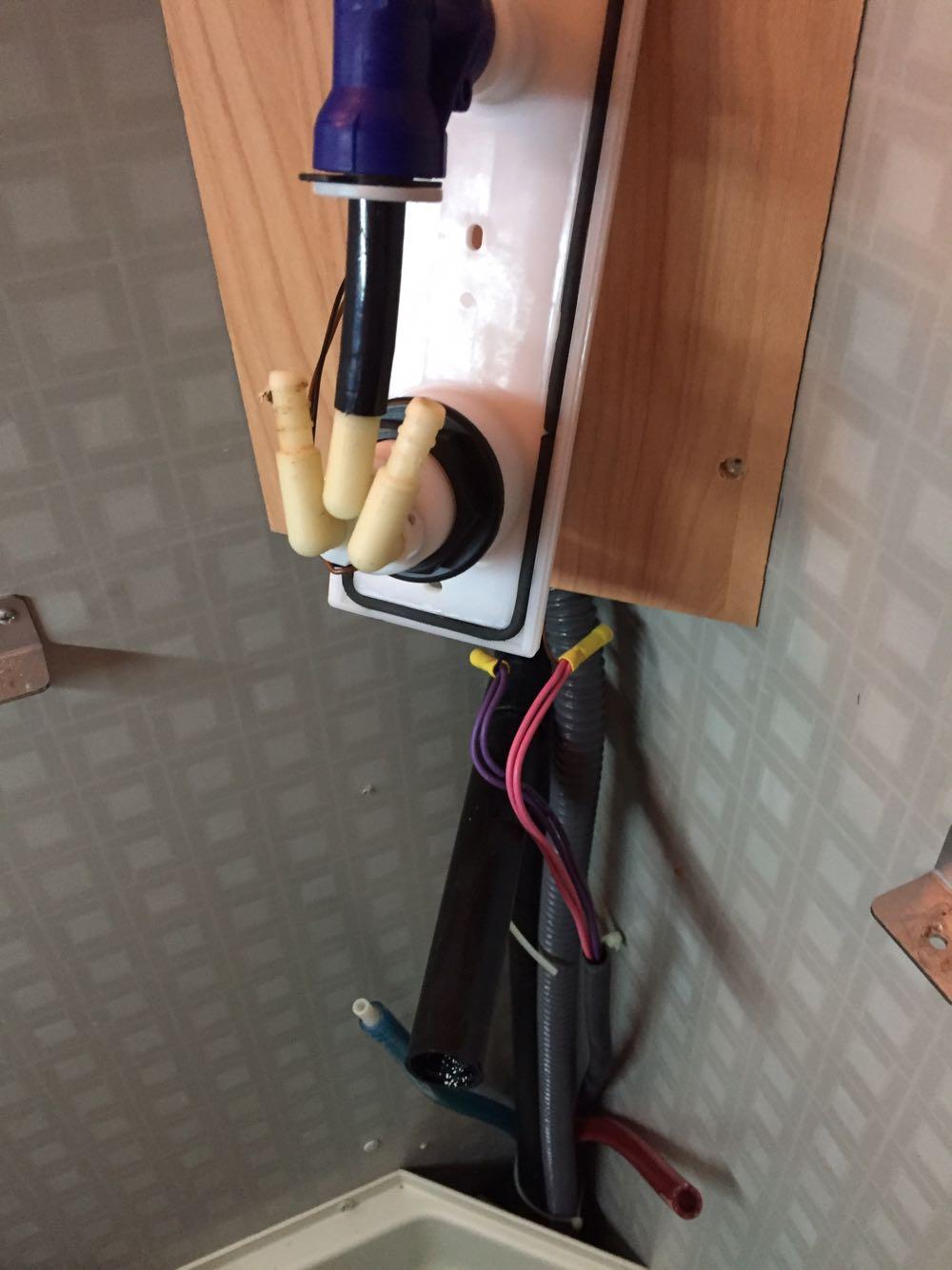 バーストナーの洗面台
