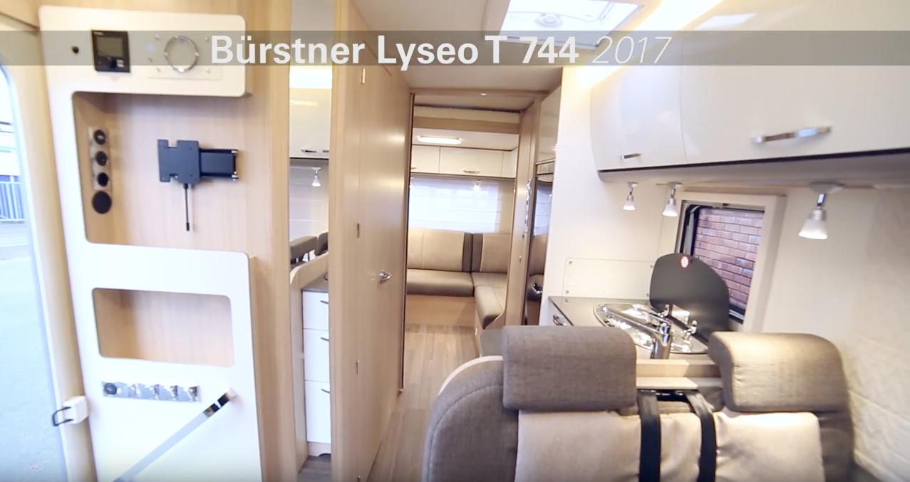 Burstner LYSEO T744