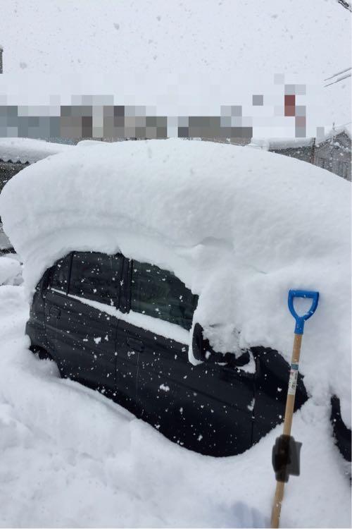 2018年の大雪