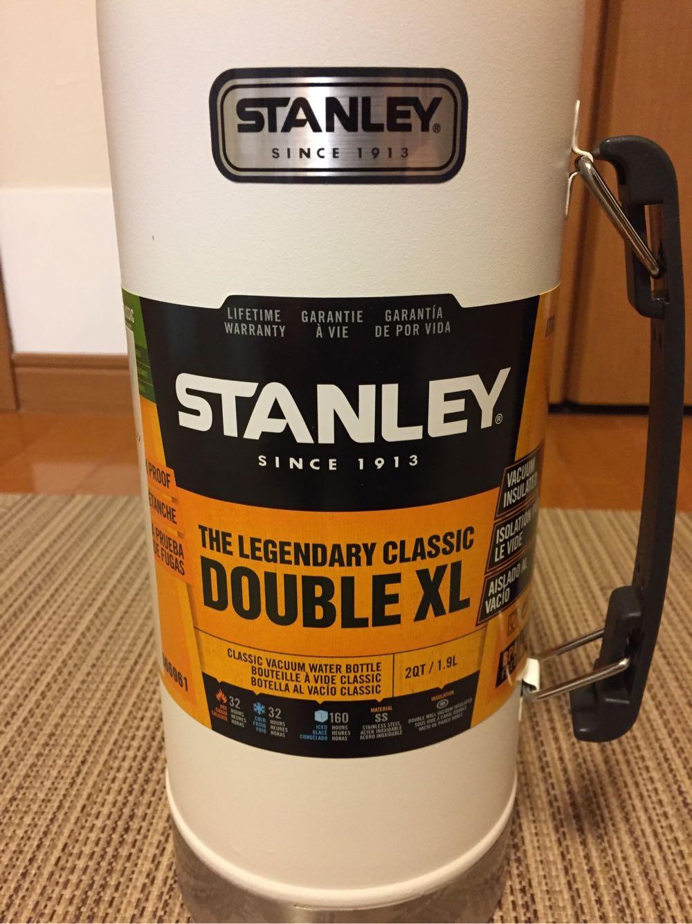 Stanley ステンレス製携帯用魔法瓶