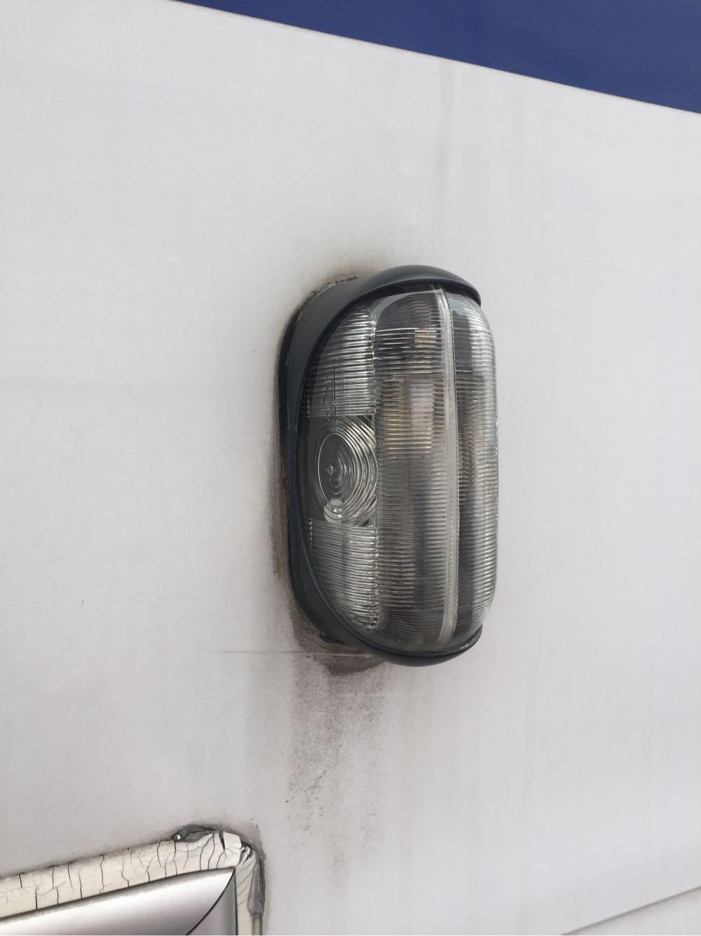 バーストナーの車高灯
