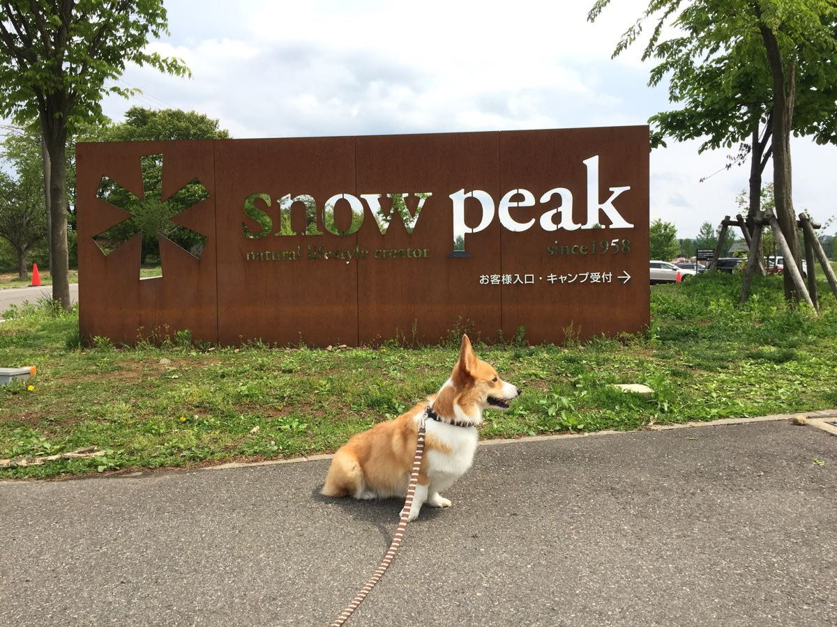 SnowPeak Headquarters