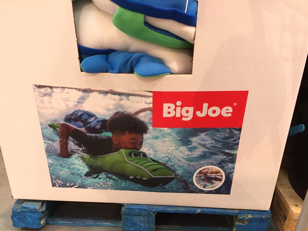 BIG JOE LARGE POOL PETZ