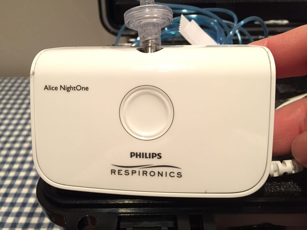 フィリップスの睡眠評価装置