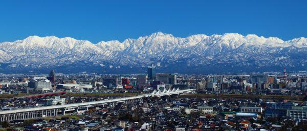 富山からLTキャンパーズへ