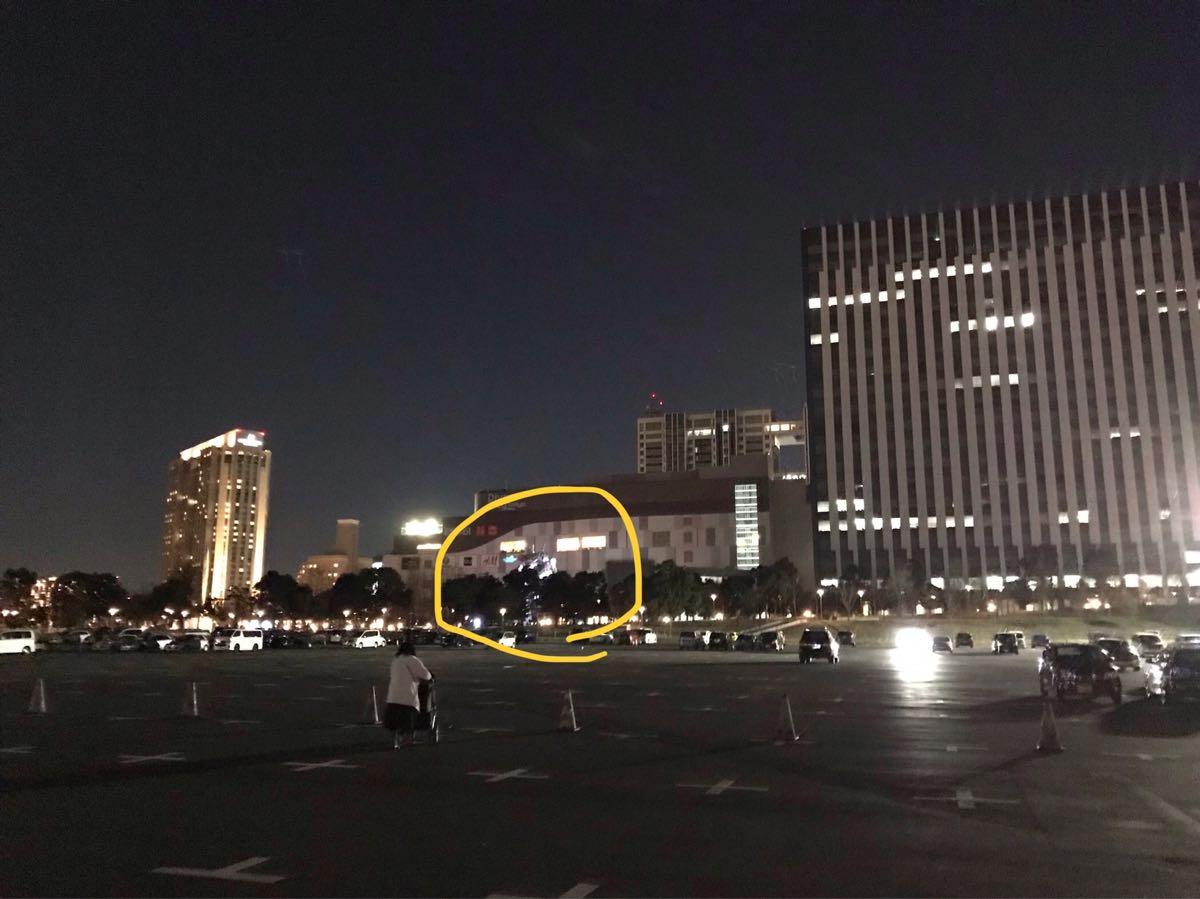 青海第二臨時駐車場