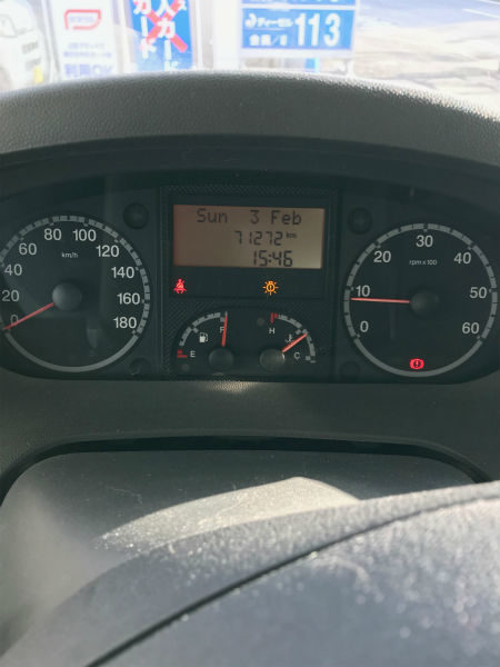 自動車燃料消費量調査