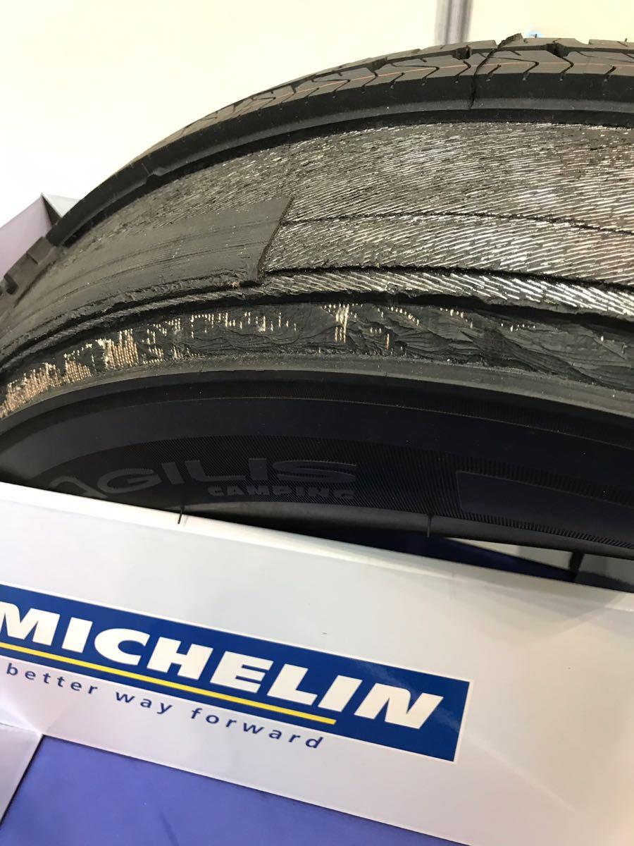 Michelin AGILIS CAMPING