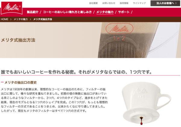 NC-A57 コーヒーフィルター