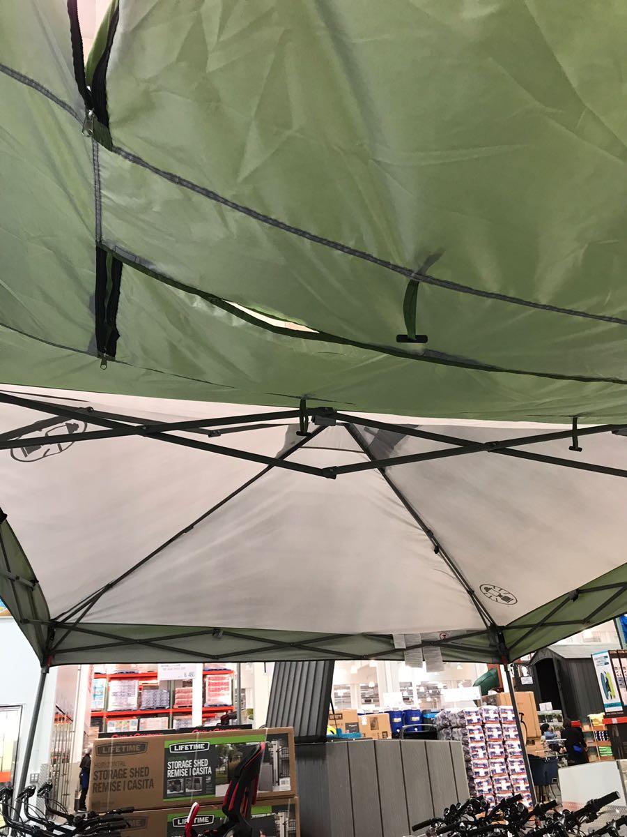 コストコ テント