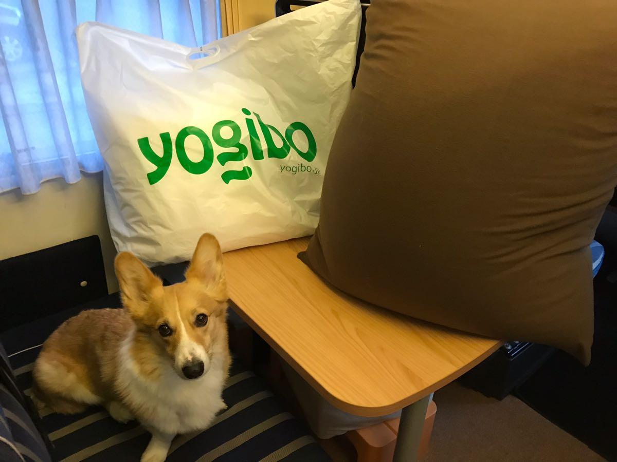 Yogiboにビーズを追加する