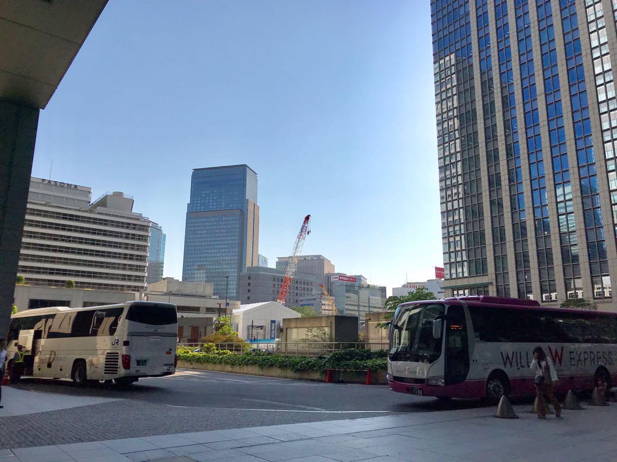 快適な高速バス